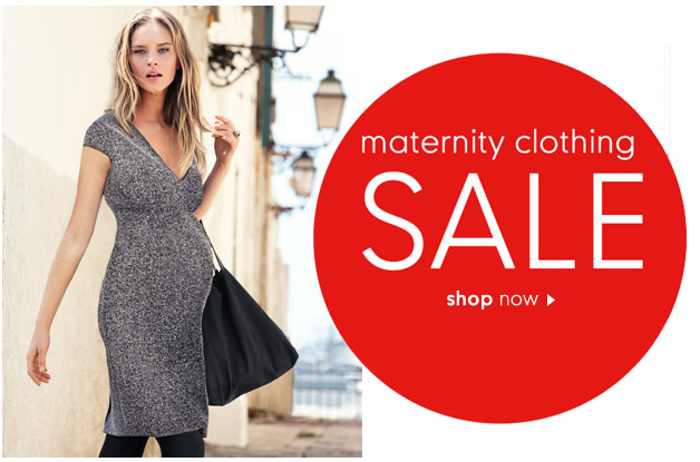 Click here for Blooming Marvellous Maternity Offers